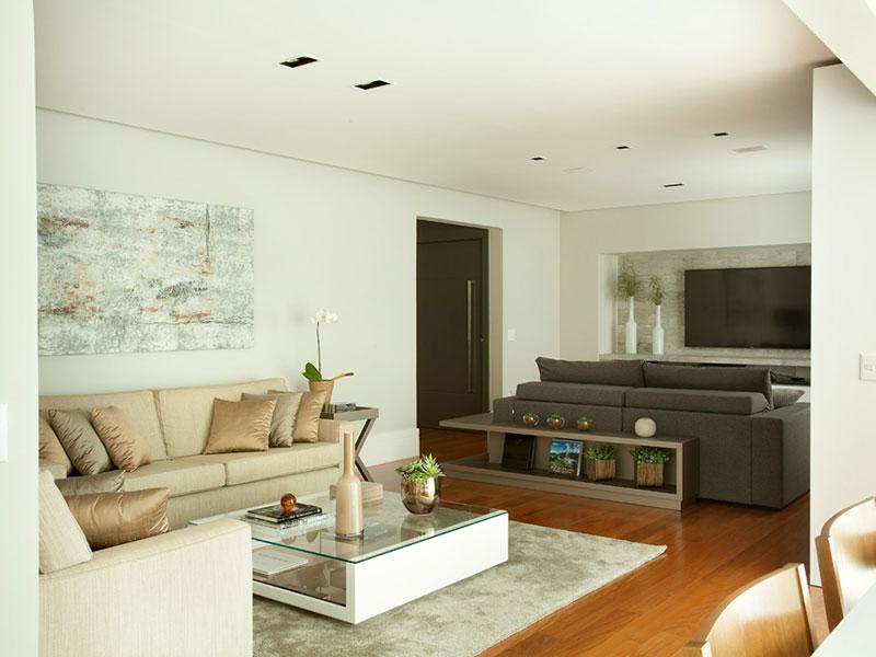 Decoração de Apartamento na Vila Olímpia