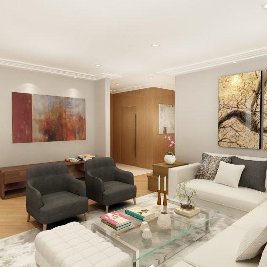 Reforma de Apartamento na Vila Nova Conceição